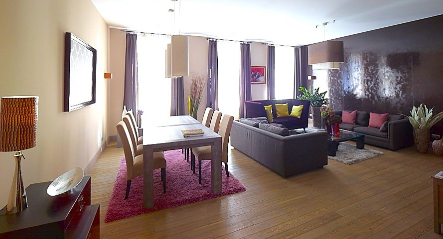 Beautiful 2 Bedroom And 2 Bathroom Apartment To Rent In The Heart Of The City